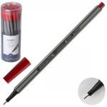 Ручка капил 0,4 однораз BASIC 36-0009 кр..