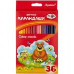 Карандаши цветные, Мультики, 36 цветов Г..