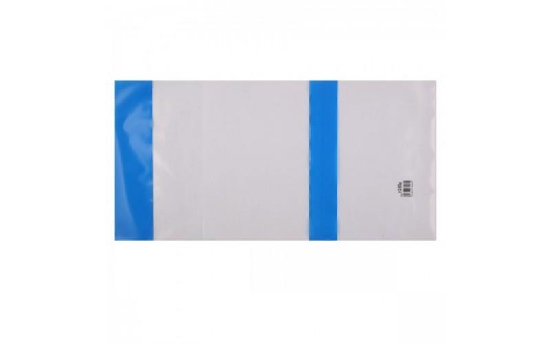Обложка п/э 285*560мм для учеб универсальная цветн клапан У285