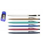 Ручка автоматическая шариковая синяя, 0,7 мм, PIAN..