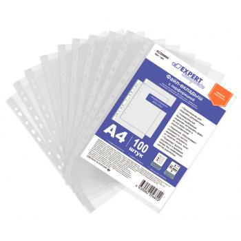 Файл-вкладыш (файлы)  А4 42 мкр. глянц. ..
