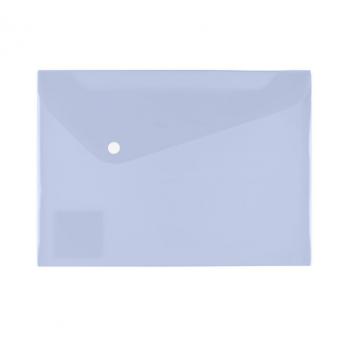 Папка-конверт А5 с кнопкой 180 мкр. диаг..