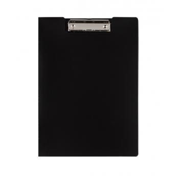 Папка-планшет А4  пласт. с крышкой  мет...