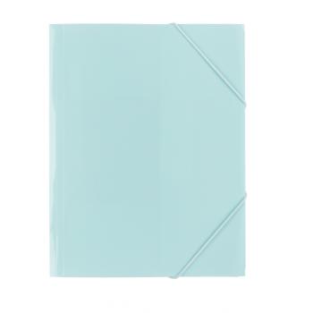 Папка А4 на резинке 600 мкр.35 мм диаг,E..