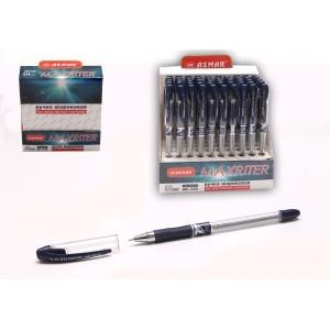 """Ручка шариковая """"ASMAR MAXRITER"""" синяя, 0.7 мм, на масляной основе (50)"""
