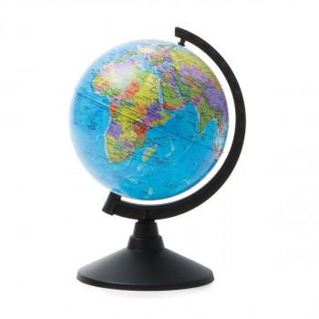 Глобус политический, d=120мм, круглая черная подст..