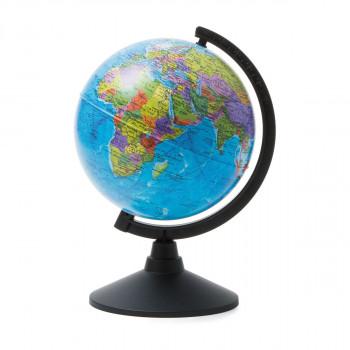 Глобус политический, d=210мм, круглая черная подст..