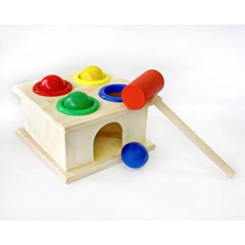Деревянная игрушка - стучалка..
