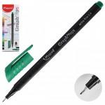 Ручка капил 0,4 Graph Peps 749113 зелен ..
