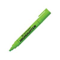Текстмаркер флюоресцентный, зеленый CENTROPEN (10)