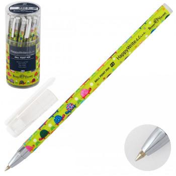 Ручка шар дет 0,5 HappyWrite Черепашки 2..