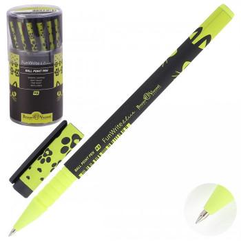 Ручка шар дет 0,5 FunWrite Черный кот 20..