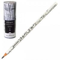 Карандаш НВ дерев заточ Art Graphix Sketches трехгран 21-0038/04 (48)