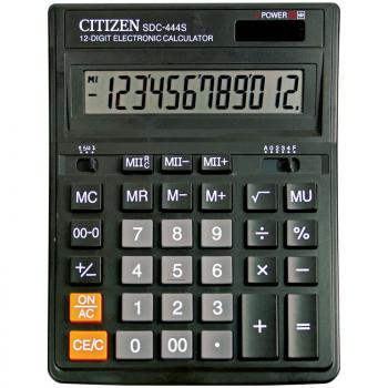 Калькулятор настольный SDC-444S 12 раз, ..