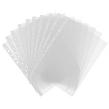 Файл-вкладыш А4 25 мкр.прозрачный глянц...