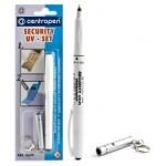 Набор Centropen маркер перманент Security-Pen+UV ф..