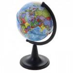 Глобус Земли Политический  (120 мм.Класс..