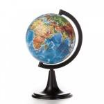 Глобус Земли Физический  (120мм.Классик ..