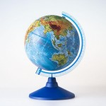 Глобус Земли Физический (150 мм.Классик ..
