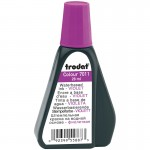 Штемпельная краска Trodat, 28мл, фиолето..