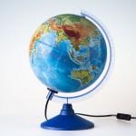 Глобус Земли Физико - Политический  (210..