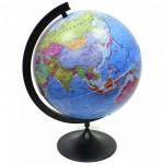 Глобус Земли Политический  (320  мм. Кла..