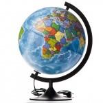 Глобус Земли Политический  (320 мм с под..