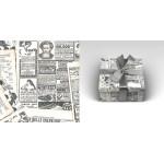 Упаковочная бумага Газета (70 х 100 см, ..