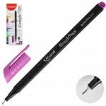 Ручка капил 0,4 Graph Peps 749108 фиол к..