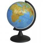 Глобус физический Глобусный мир, 21см, н..