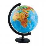Глобус физический Глобусный мир, 32см, с..