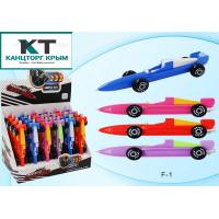"""Автоматическая шариковая ручка: детская """"Crazy Speed МАШИНЫ"""" (24)"""