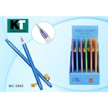 Ручка гелевая стираемая синяя, 0,38 mm, ..