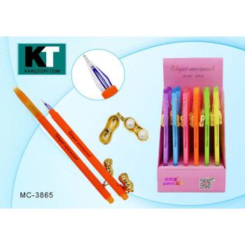 Ручка гелевая стираемая синяя, 0,38 mm