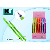 Ручка гелевая пиши-стирай синяя /Elegant unsurprassed/ подвеска со стразами (36)