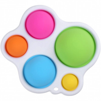 Игрушка simple dimple пупырка фигура пла..