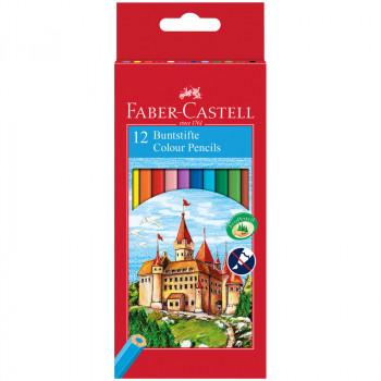 Карандаши цветные Faber-Castell, 12цв., ..