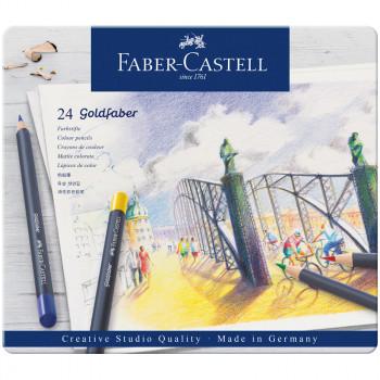 Карандаши цветные Faber-Castell