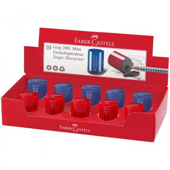Точилка пластиковая Faber-Castell