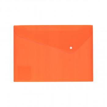 Папка-конверт А4 с кнопкой 180 мкр. NEON..