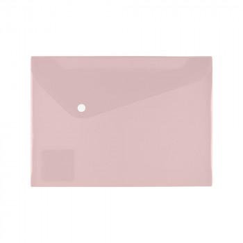 Папка-конверт А4  с кнопкой 180 мкр. диа..