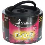 Диск DVD-R 4.7Gb Smart Track 16х Cake Bo..