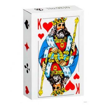 Карты игральн. 54 к. атласн. (10/100)..