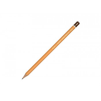 Карандаш чернографитный, деревянный лакированный к..