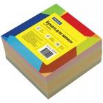 Блок для записи на склейке 9*9*5 см, цве..