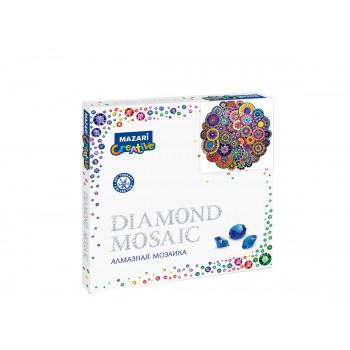 Алмазная мозаика 30х30 см  ОРНАМЕНТ 2 ,1..