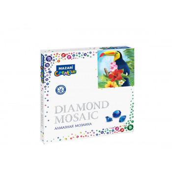 Алмазная мозаика 30х30 см (рама 28.8х28...