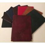 Обложка для паспорта кожзам цветная (WL-..