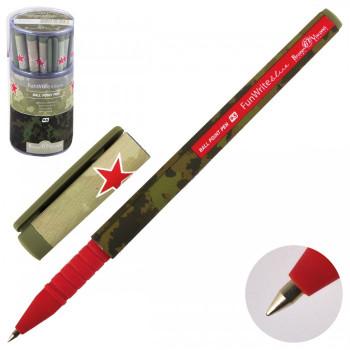 Ручка шар дет 0,5 FunWrite Милитари 20-0..