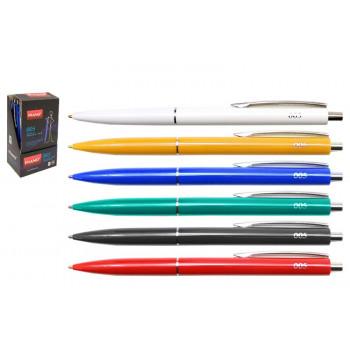 Автоматическая шариковая ручка, синяя, 0..